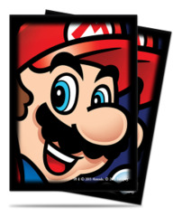 Super Mario Ultra Pro Sleeve 65ct. - Mario (#84592)