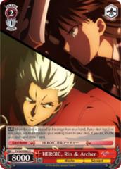 HEROIC, Rin & Archer [FS/S64-E063 R (Mosaic Gloss)] English