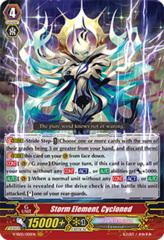 Storm Element, Cycloned - V-SS05/001EN - GR