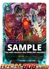 Kronos Syn Exceed [S-CBT03/0002EN RRR (FOIL)] English