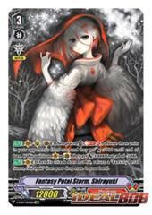 Fantasy Petal Storm, Shirayuki - V-BT04/OR02EN - OR (Origin Rare)