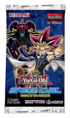 Trials of the Kingdom (1st Edition) Yugioh Speed Duel Booster Pack [4 Cards]