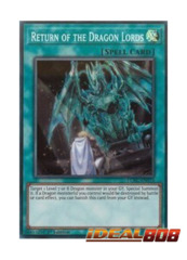 Return of the Dragon Lords - LCKC-EN074 - Secret Rare - Unlimited Edition