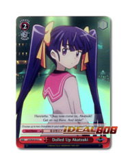 Dolled Up Akatsuki [LH/SE20-E23 C (FOIL)] English