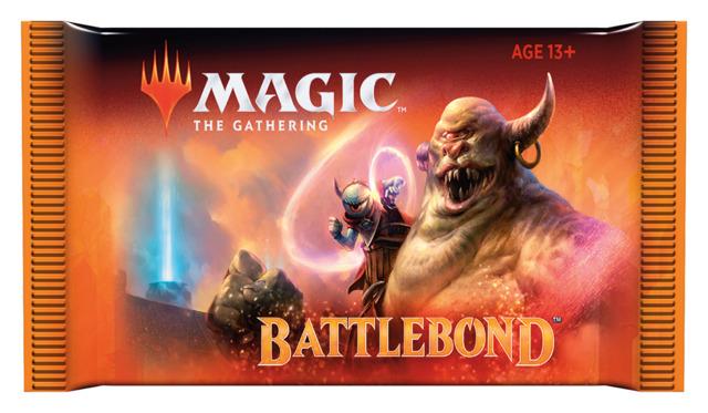 Battlebond (BBD) Booster Pack
