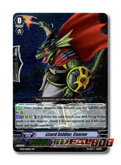 Lizard Soldier, Conroe - BT01/016EN - RR