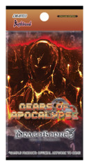 DB-BT03 Gears of Apocalypse (English) Dragoborne Booster Pack