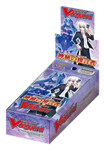 CFV-EB07 Mystical Magus (English) Cardfight Vanguard Extra Booster Box