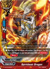 Spiritbeat Dragon [D-BT03/0052EN U] English