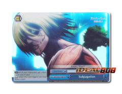 Subjugation [AOT/S35-E100S SR (FOIL)] English