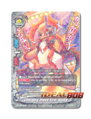 Charging Head-first Ricky [H-EB04/0074EN R (FOIL)] English