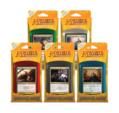 All 5 Dragon's Maze Intro Packs