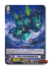 Titan of the Capturing Arm - BT15/082EN - C