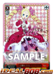 Cute Girl, Beatrice [RZ/S46-E031SP SP (SIGNED FOIL)] English