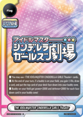 THE IDOLM@STER CINDERELLA GIRLS Theater [S-UB-C03/0095EN U (FOIL)] English