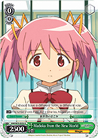 Madoka from the New World [MM/W35-E030 R] English