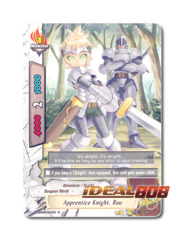 Apprentice Knight, Ruu [H-BT03/0072EN U] English