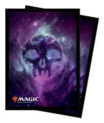 Magic the Gathering Celestial Swamp Ultra Pro Standard Sleeve 100ct. (#18286)