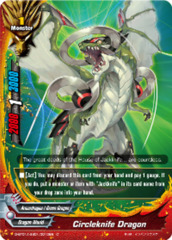 Circleknife Dragon [D-BT01A-SS01/0013EN C] English