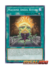 Machine Angel Ritual - LED4-EN021 - Common - 1st Edition