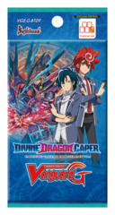 CFV-G-BT09 Divine Dragon Caper (English) Cardfight Vanguard G-Booster Pack