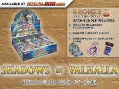 Shadows In Valhalla Bundle (A) - Get 2x Booster Boxes + Bonus Items * PRE-ORDER Ships Aug.17, 2018