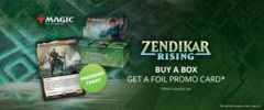 [PRE-RELEASE] Zendikar Rising Draft Booster Box [Buy-A-Box Promo included (HAWAII RESIDENTS ONLY!!!)] * PRE-ORDER Ships Sep.18