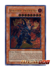 Volcanic Doomfire - FOTB-EN008 - Ultimate Rare - 1st Edition