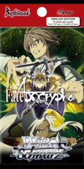 Fate/Apocrypha (English) Weiss Schwarz Booster Pack