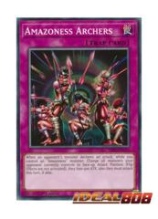 Amazoness Archers - SS02-ENC15 - Common - 1st Edition