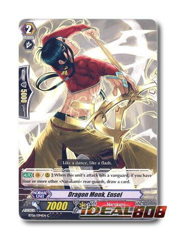 Dragon Monk, Ensei - BT06/094EN - C