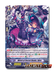 Witch of Secret Books, Adra - G-BT04/064EN - C
