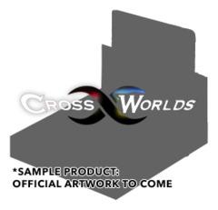 DBS-B03 Cross Worlds (English) Dragon Ball Super Booster Box