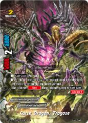 Curse Dragon, Tragose [D-BT01A-SS01/0005EN RR (FOIL)] English