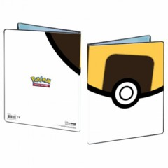 Ultra Pro Pokémon Ultra ball 9 Pocket Binder (#85462)