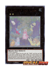 Melffy of the Forest - ROTD-EN044 - Ultra Rare - 1st Edition