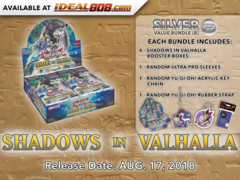 Shadows In Valhalla Bundle (B) - Get 4x Booster Boxes + Bonus Items * PRE-ORDER Ships Aug.17, 2018