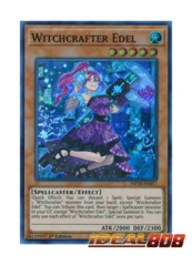 Witchcrafter Edel - INCH-EN017 - Super Rare - 1st Edition