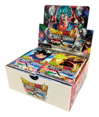 DBS-B03 Cross Worlds (English) Dragon Ball Super Booster Box [24 Packs]