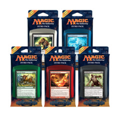 All 5 Magic 2014 (M14) Intro Packs