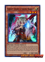 Ghost Ogre & Snow Rabbit - CT13-EN012 - Super Rare