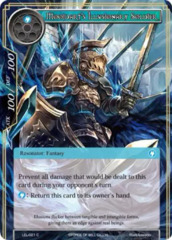 Moojdart's Illusionary Soldier [LEL-021 C (Foil)] English