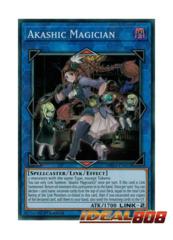 Akashic Magician - SHVA-EN052 - Super Rare - 1st Edition