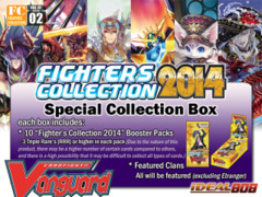 FC02 Fighters Collection 2014 (English) Cardfight Vanguard Booster Box