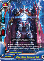 Cyber Police, Commander Gale - H-EB02/0020 - R - Foil