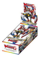 CFV-G-EB01 Cosmic Roar (English) Cardfight Vanguard G-Extra Booster Box