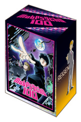 Mob Psycho 100 (English) Weiss Schwarz Supply Set [5 Boosters, Deck Box, & Sleeves] * PRE-ORDER Ships Dec.18