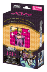 JoJo's Bizarre Adventure: Golden Wind (English) Weiss Schwarz Trial Deck+ (Plus) * PRE-ORDER Ships Mar.27