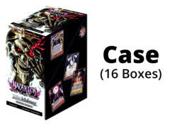 Nazarick: Tomb of the Undead <Overlord> (English) Weiss Schwarz Booster  Case [16 Boxes]