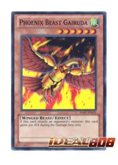 Phoenix Beast Gairuda - HA07-EN033 - Super Rare - 1st